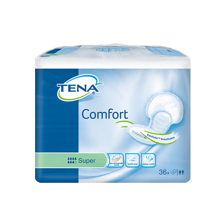 TENA Comfort super, 36 stk.