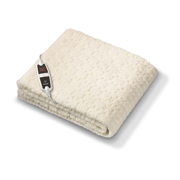 Beurer UB 53 Sengevarmer luksus soft fleece 150x80