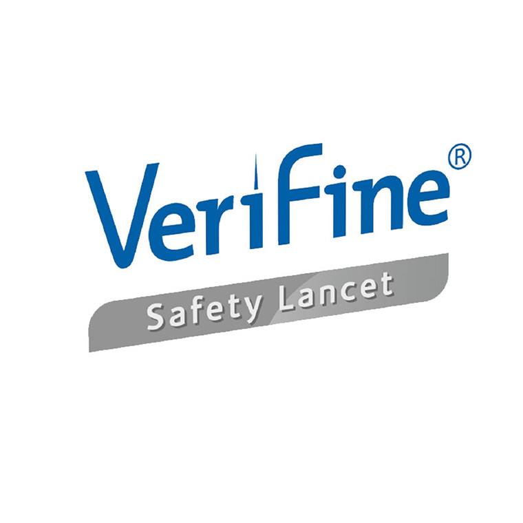 Verifine safety Lancetter 26 G/1,8 mm