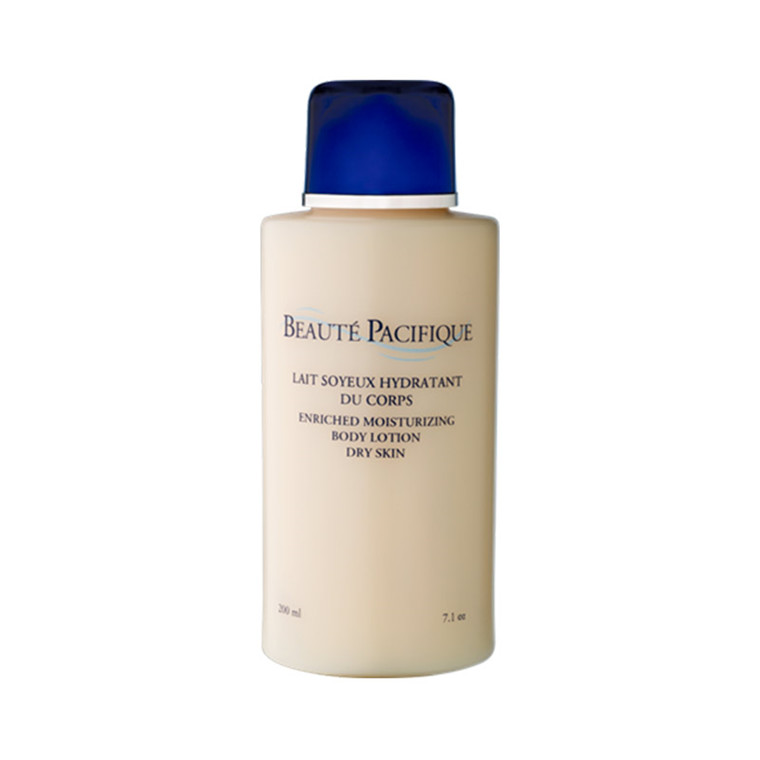 Beauté Pacifique Enriched Moisturizing Body Lotion Dry Skin, 200 ml