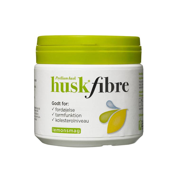 HUSK fibre lemon, 250 gr.