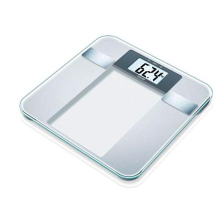Beurer glasvægt 150 kg BG 13