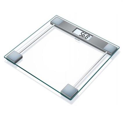 Beurer glasvægt med XL display GS 11