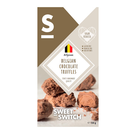 Sweet Switch Chocolate Truffles