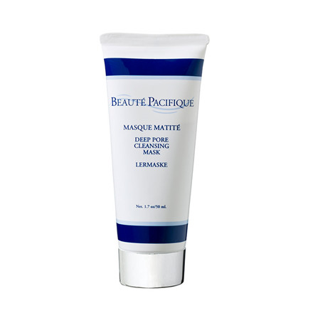 Beauté Pacifique Deep Pore Cleansing Mask Lermaske, 50 ml