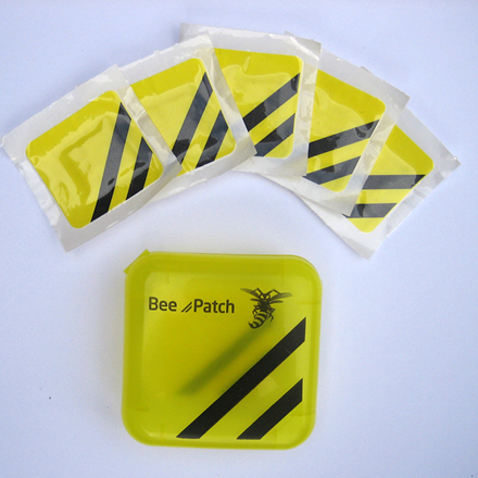 Bee-Patch smertelindrende plaster v/ bistik, 5 stk.