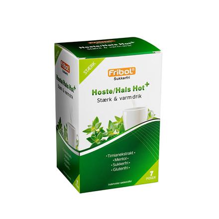 Fribol hoste/hals hot+  42 g.
