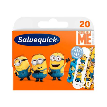 Salvequick Minions Plaster