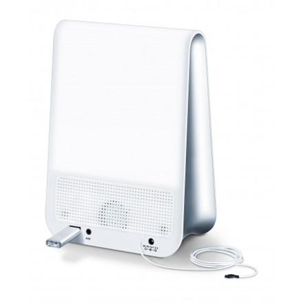 Beuer WL80 Wake up light-kobling til Smartphone