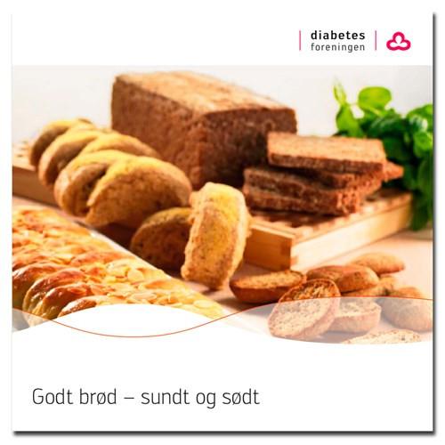 Godt brød - sundt og sødt - Køb online her
