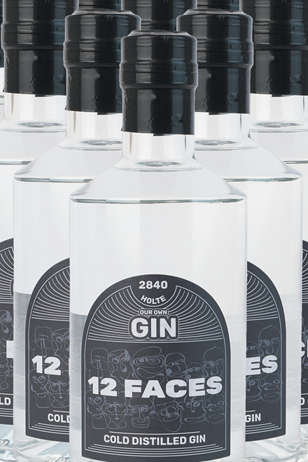 12 Faces Our Own Gin