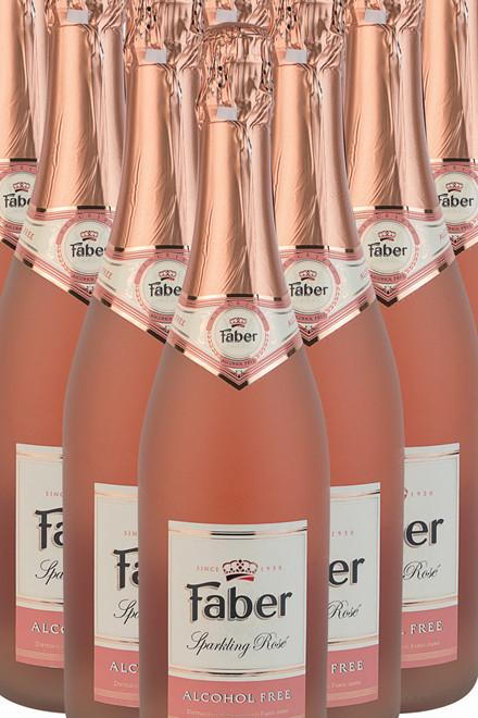 Faber - Sparkling Rosé (alkoholfri)