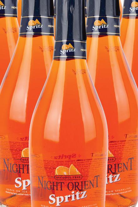 Night Orient Spritz (alkoholfri)