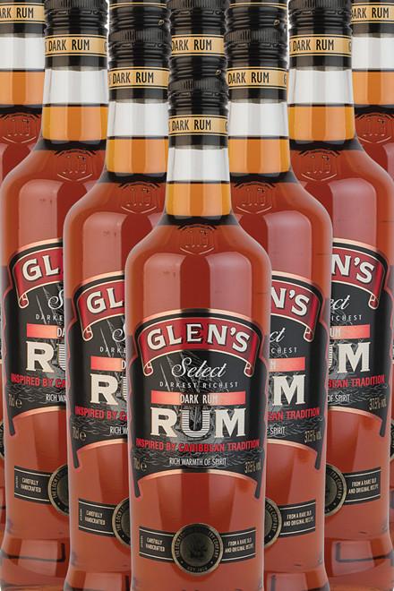 Glen`s Dark Rum