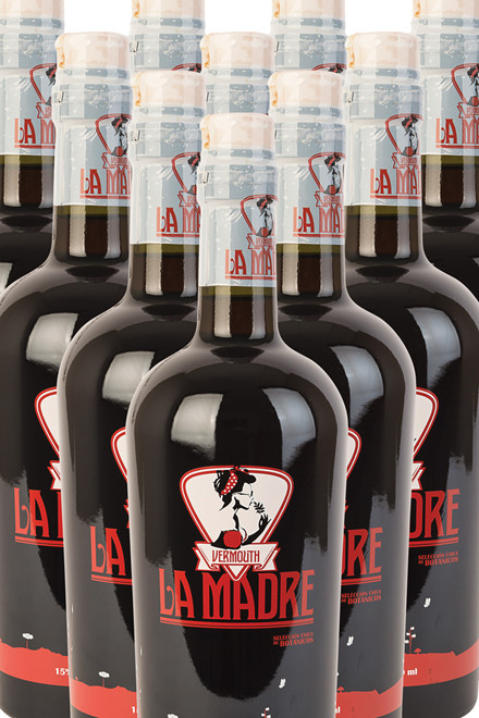 Vermouth La Madre Rouge