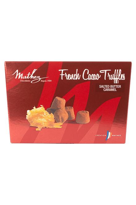 Karamel Trøffel Chokolade