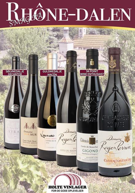 Smag på Rhône-dalen