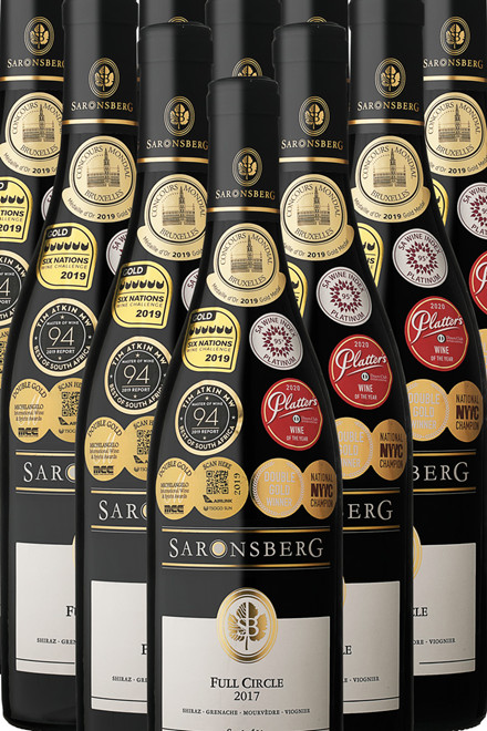 Saronsberg Full Circle 2017