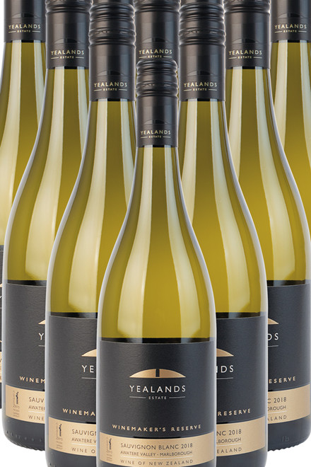 Yealands Estate Sauvignon Blanc Winemaker's Reserve