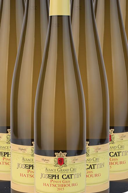 Alsace Grand Cru - Pinot Gris Hatschbourg