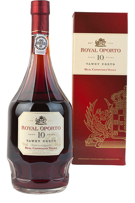 Royal Oporto 10 år - Tawny Port