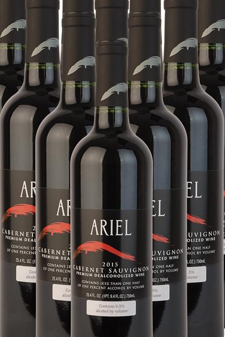 Ariel Cabernet Sauvignon Alkoholfri vin