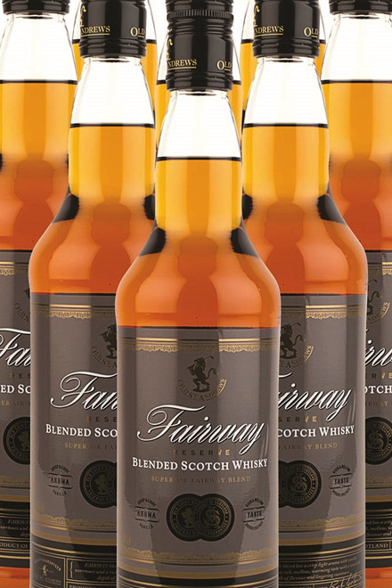 Fairway Whisky