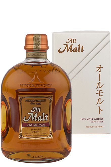 All Malt of Nikka