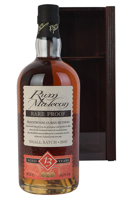 Rum Malecon Rare Proof