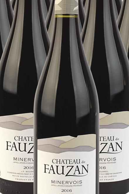 Château Fauzan Minervois