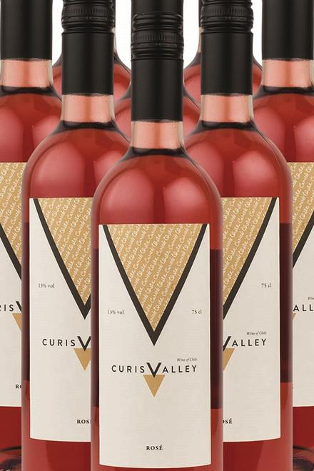 Curis Valley Varietal Cabernet Sauvignon Rosé