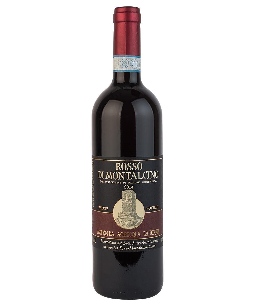 """Rosso di Montalcino """"La Torre"""""""