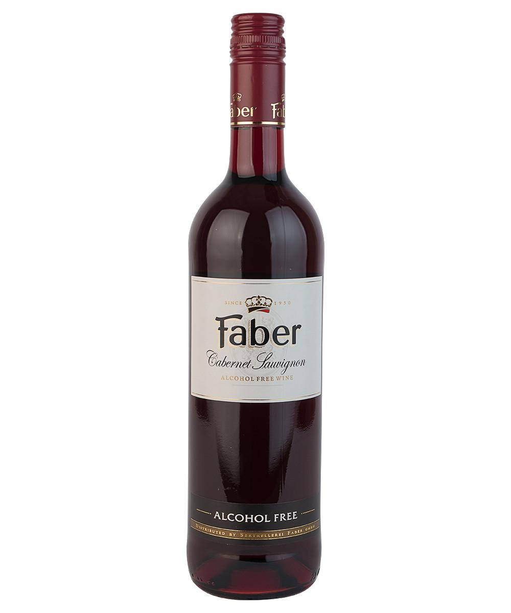 Faber - Cabernet Sauvignon (alkoholfri)