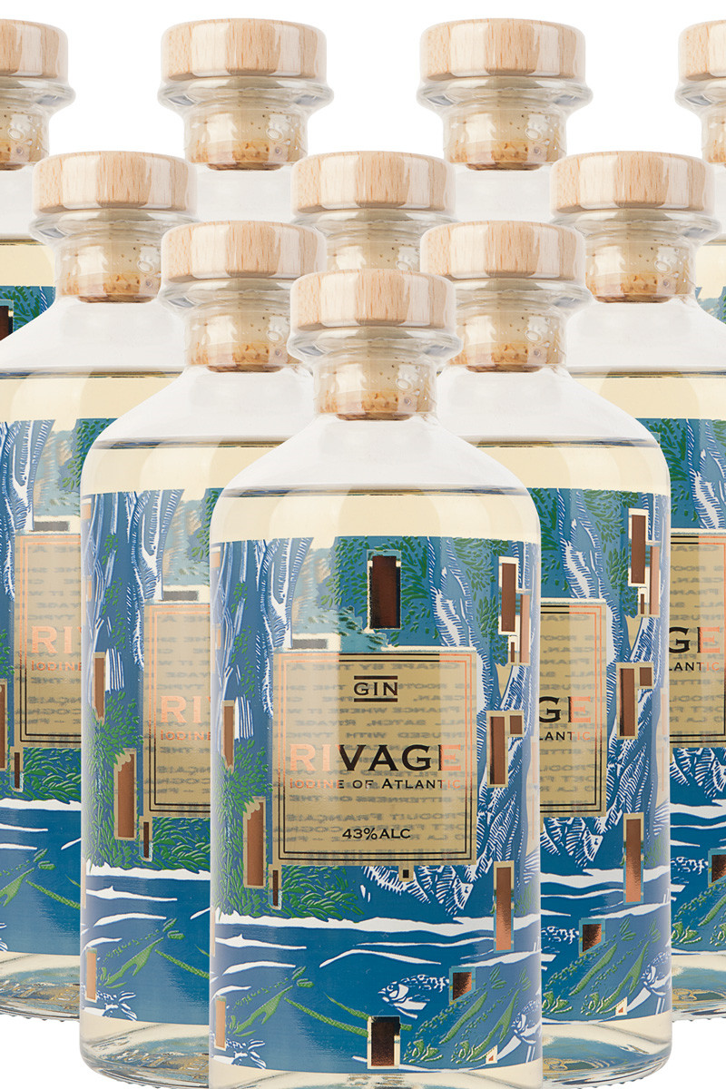 Godet Gin Rivage