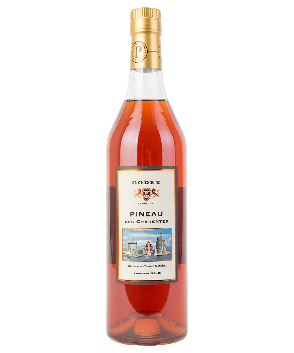 Godet Pineau des Charentes Rouge