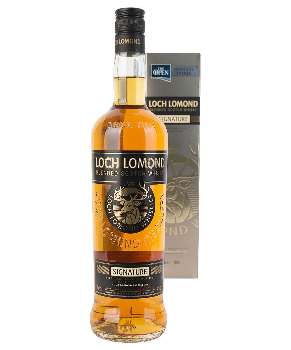 Loch Lomond Signature