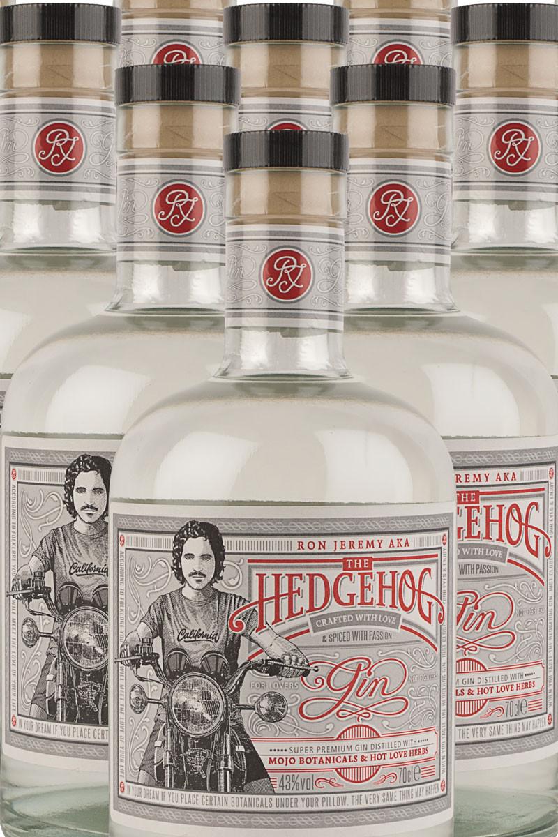 Hedgehog Gin