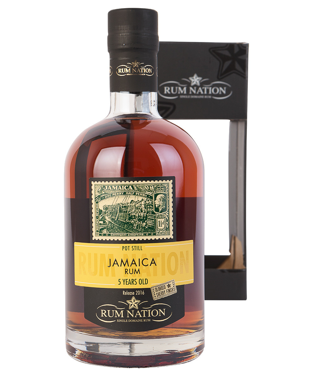 Rum Nation Jamaica Pot Still
