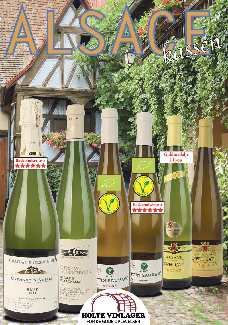 Alsace-kassen