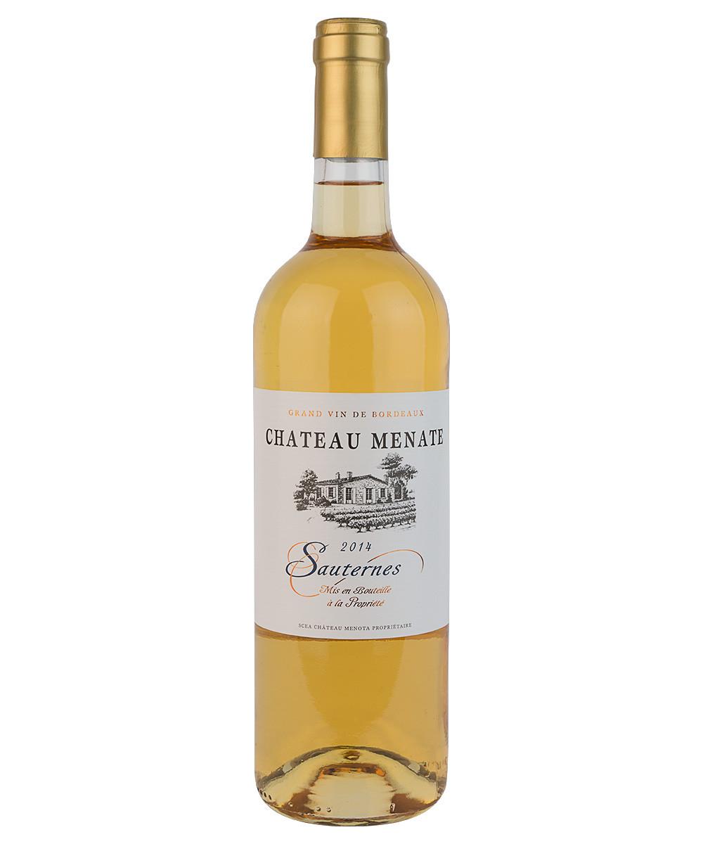 Château Menate Sauternes