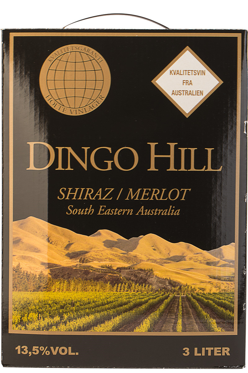 Dingo Hill Shiraz/Merlot BIB (300 cl.)