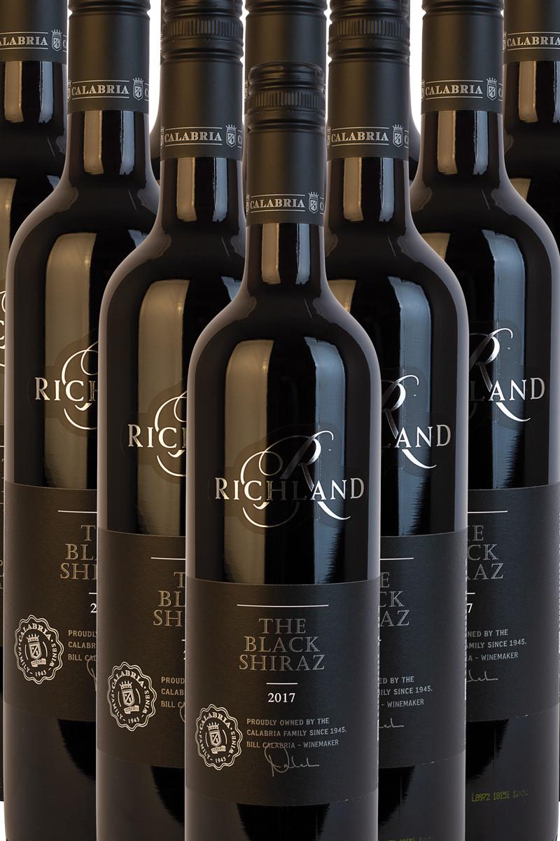 Richland The Black Shiraz