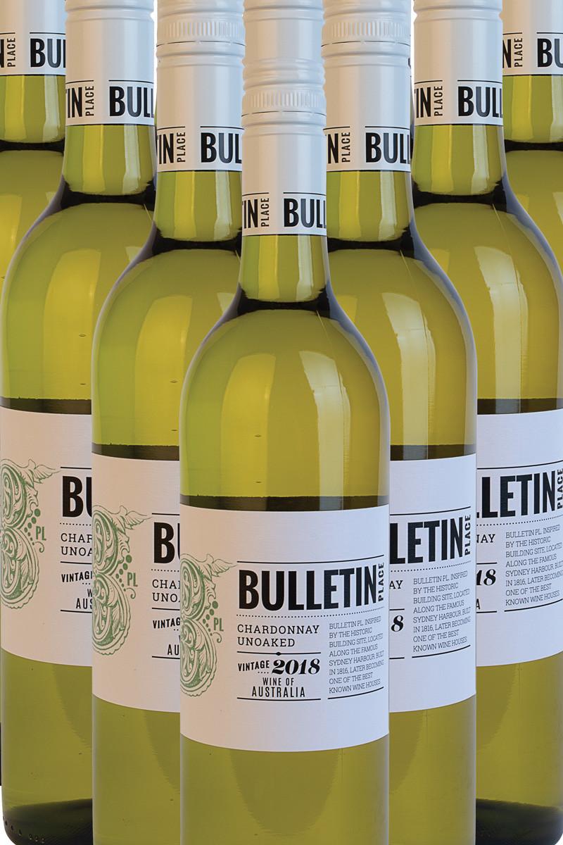 Bulletin Chardonnay