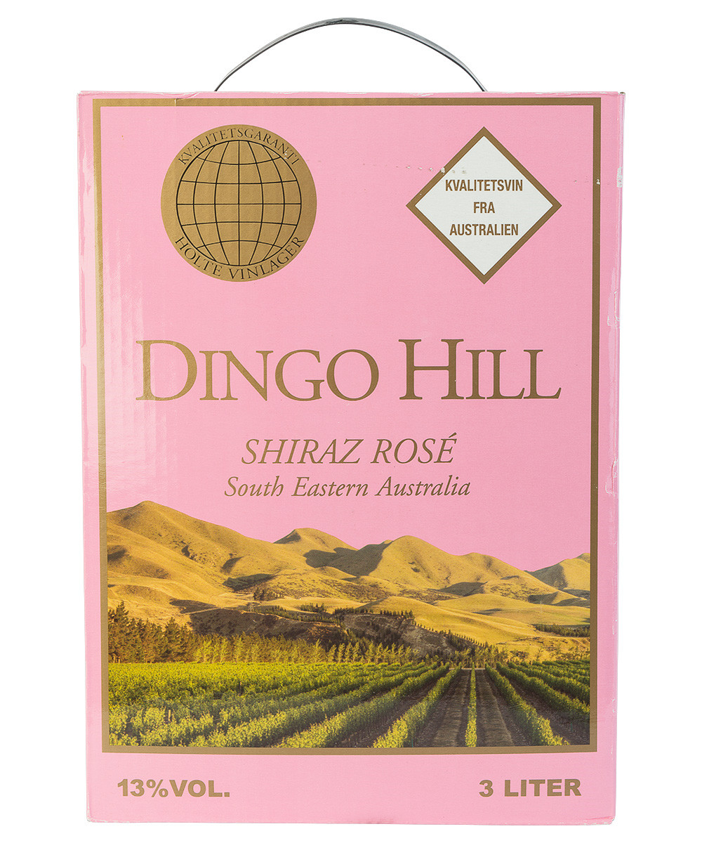 Dingo Hill Rosé BIB (300 cl.)