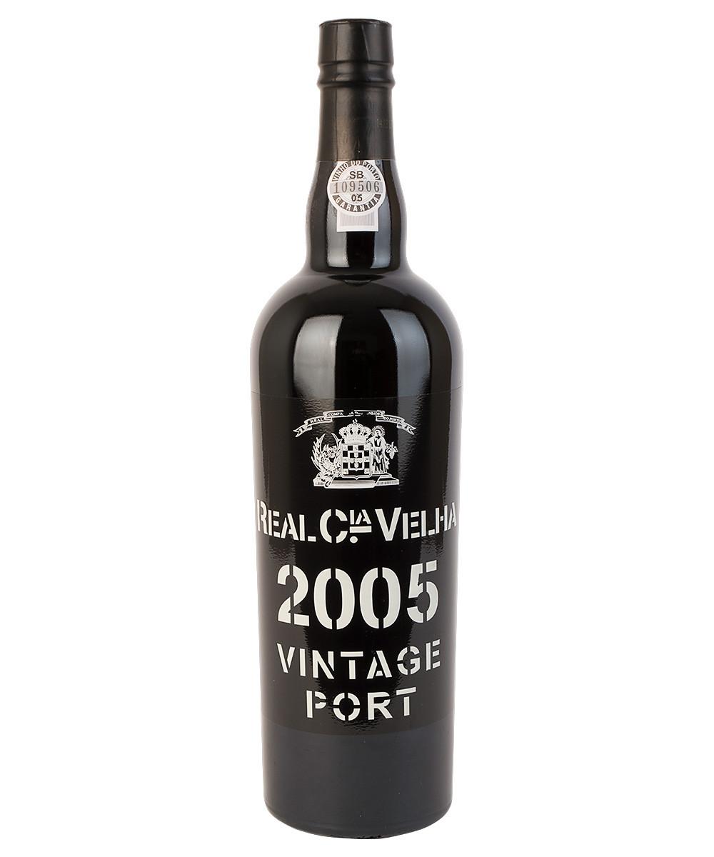 Real Companhia Velha Vintage 2005