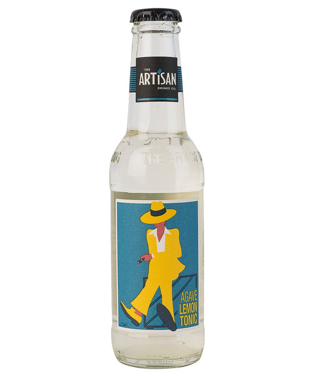 Artisan Agave Lemon Tonic