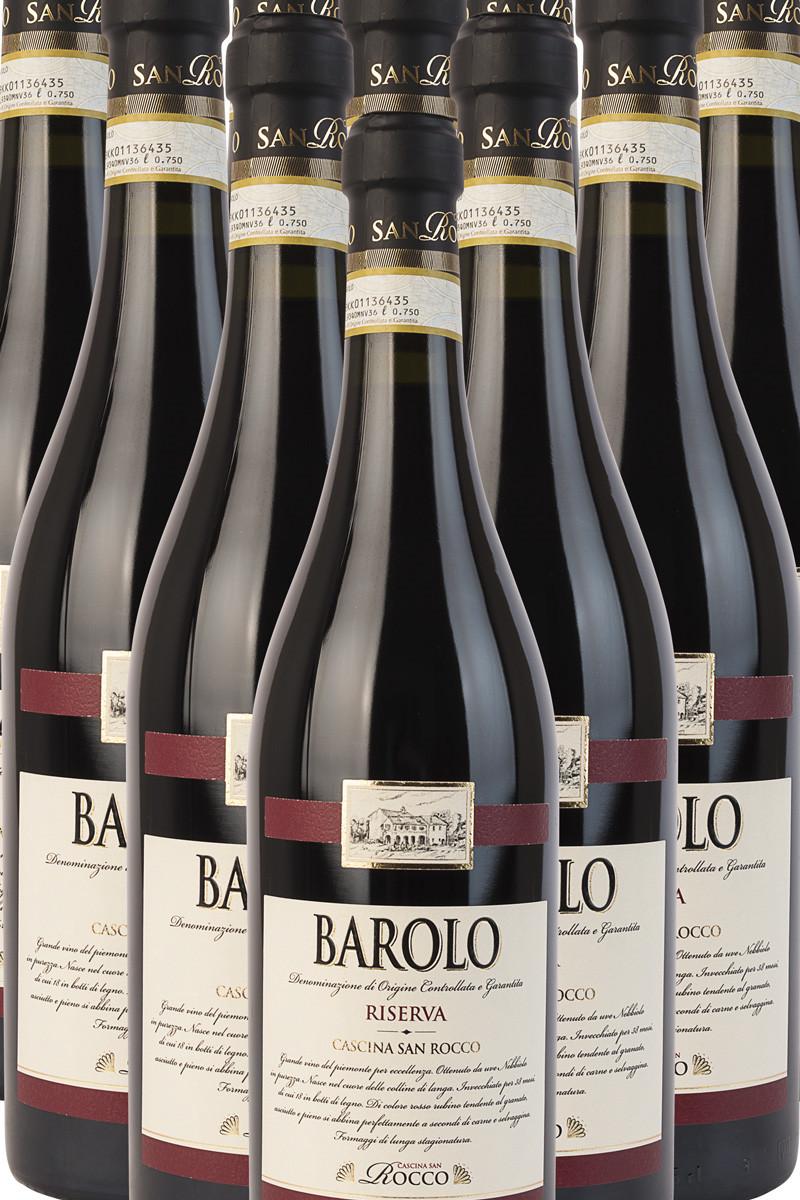 Barolo DOCG Riserva - San Rocco