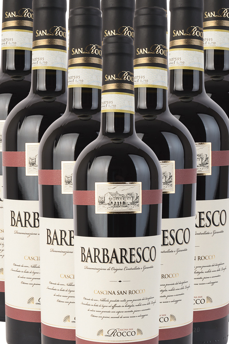 Barbaresco DOCG - San Rocco