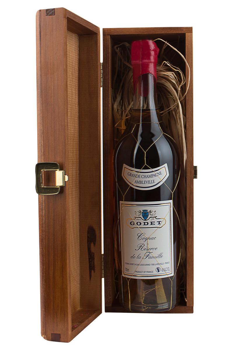 Rèserve de la Famille - Cognac 35 år