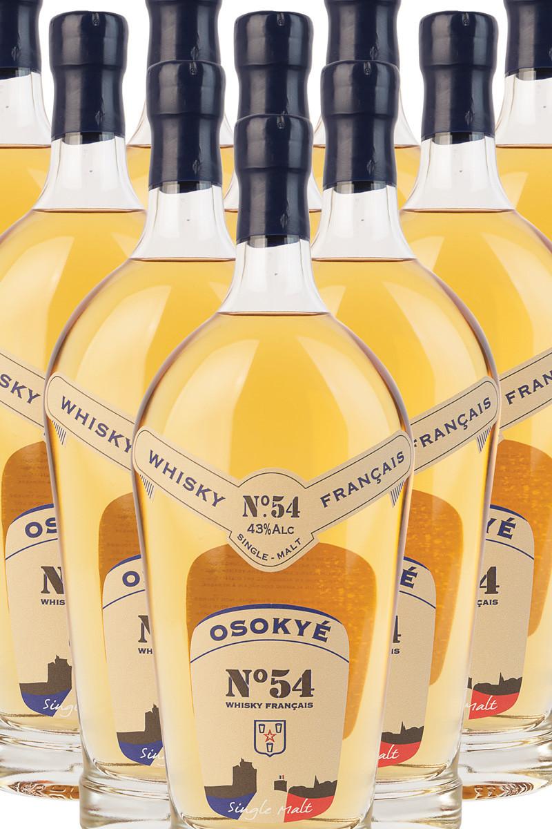 Godet Osokyé Whisky No. 54